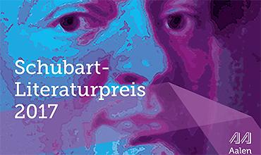 Schubart-Literaturpreis-Broschüre
