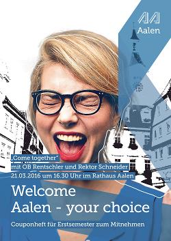 Come together für Semesteranfänger