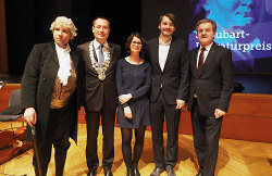 Schubart-Literaturpreisträger 2017